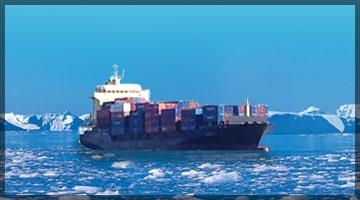 海上コンテナ輸送一般貨物輸送